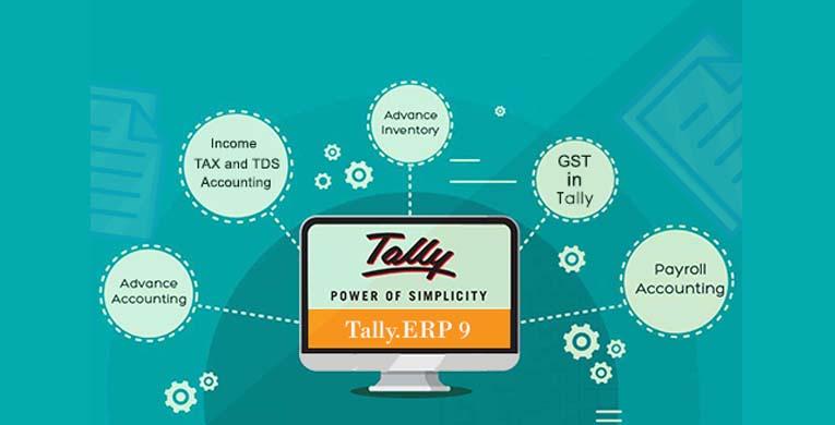 Advance Tally Accounting