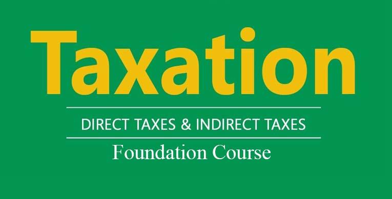 Taxation Foundation